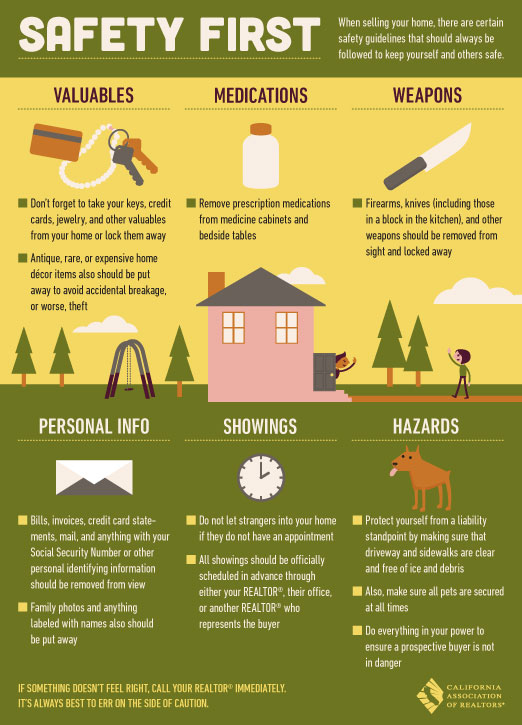 Staying Safe When Selling Your Home Encinitas Realtor